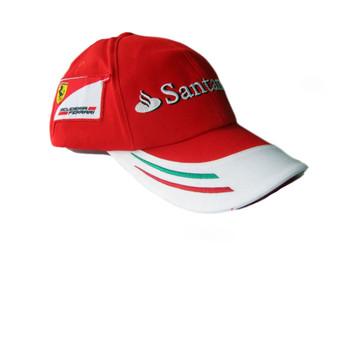 PUMA Ferrari replica vettel cap motorsport santander [red]