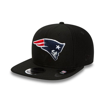 NEW ERA New England patriots 9fifty dry era tech original fit snapback size small-medium [black]