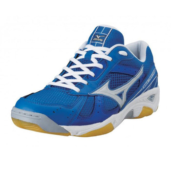 MIZUNO wave twister 2 men's volleyball shoe [blue]