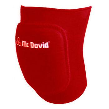 McDAVID jumpy volleyball knee pads [red]