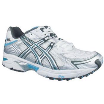 ASICS gel netburner pass ladies netball shoe
