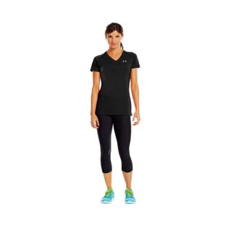 Under Armour Tech Short Sleeve T-Shirt Womens [black]