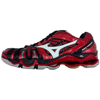 MIZUNO Wave Tornado 8 Indoor Shoe [red/white/black]