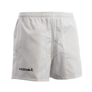 KOOGA murrayfield rugby shorts junior New logo [white]