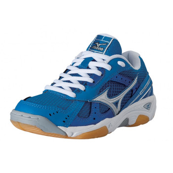MIZUNO Wave  twister2 Junior [royal blue/silver]