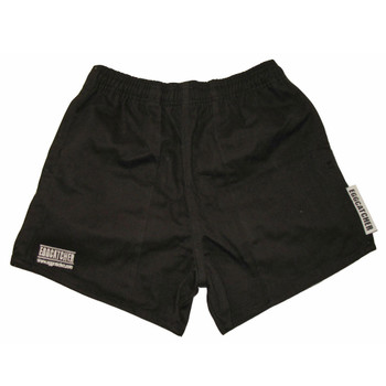 EGGCATCHER parc rugby shorts senior [black]