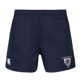 CCC rugged rugby short junior [navy] CHEDDAR