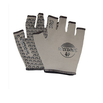 SAMURAI Rugby Gloves [Grey]