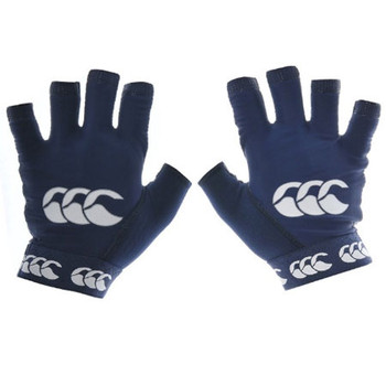CCC rugby pro grip mitts [navy]