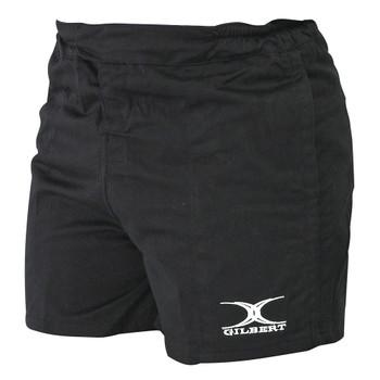 GILBERT swift rugby shorts senior [black]