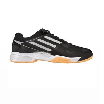 ADIDAS Men's Opticourt Ligra 2 Indoor Shoes [black]