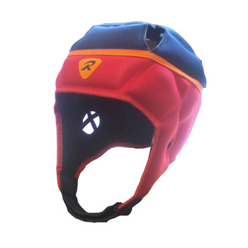 RUGBYTECH pro rugby headgear Senior [red]