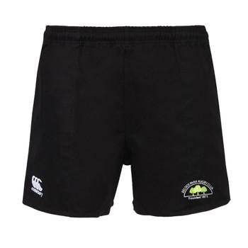 CCC rugged rugby short [black] BELSIZE PARK