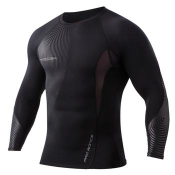Kooga Men's Compression Power Shirt [black]
