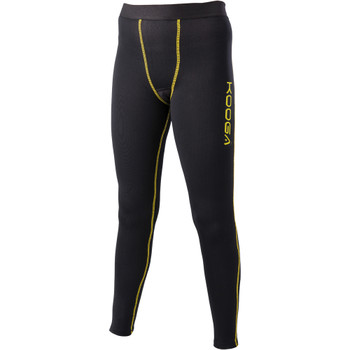 Kooga Thermal Junior Power Pant [black/yellow]