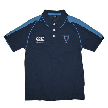 CCC auckland polo shirt CHEDDAR