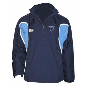 CCC 1/4 zip contact training jacket junior CHEDDAR
