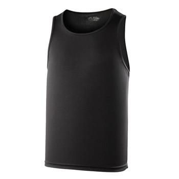 AWDIS performance cool vest [black]