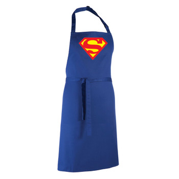 Superman Apron - Barbeque or Kitchen