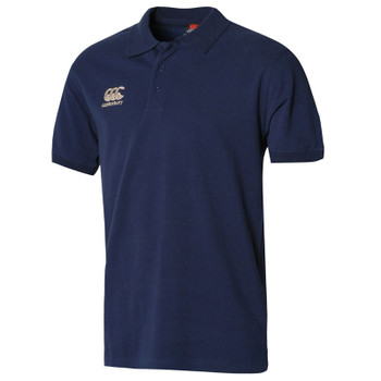 CCC  woman's waimak polo shirt [navy]