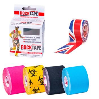 ROCKTAPE - endurance kinesiology tape for athletes