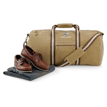 NATAL SHARKS dirty weekender kit bag
