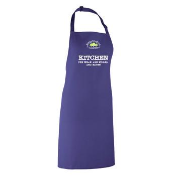 EGGCATCHER belsize park rugby chefs kitchen / barbeque apron
