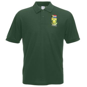 Nelson Mandela Commemorative Men's Polo Shirt