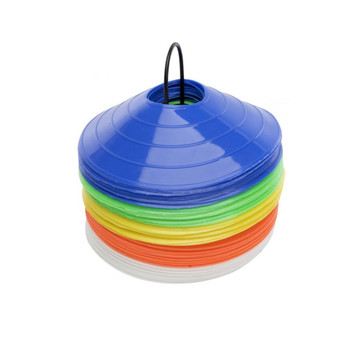 PRECISION Flat Round Markers [set of 50]
