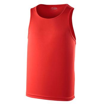 AWDIS performance cool vest [red]