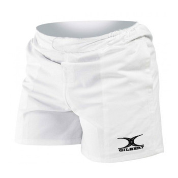 GILBERT swift rugby shorts Senior [White]