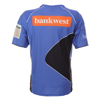 BLK western force rugby training t-shirt