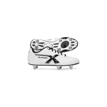 X BLADES legend 6 stud rugby boots [white]