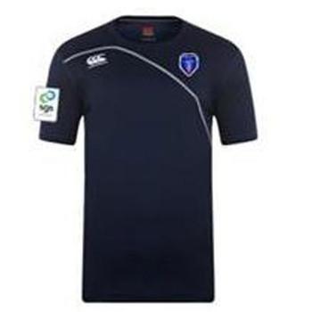 CCC tcr team mercury t-shirt [navy] FILTON RUGBY UNION