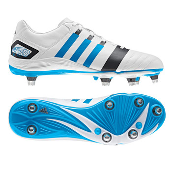ADIDAS FF80 TRX SG II Football Boots [white/blue/grey]