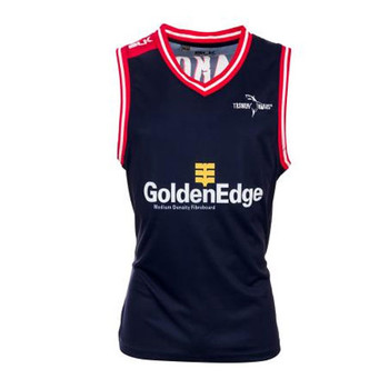 BLK tasman makos rugby training basketball vest