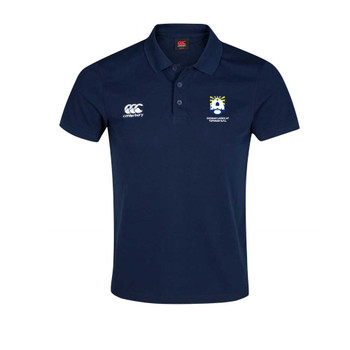 CCC woman's waimak polo shirt EXONIAN LADIES
