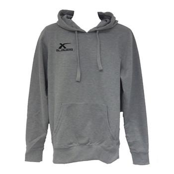 X-BLADES rugby hoodie [grey]