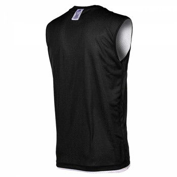 Adidas Brooklyn Nets Summer Run Reversible tank [black/white]
