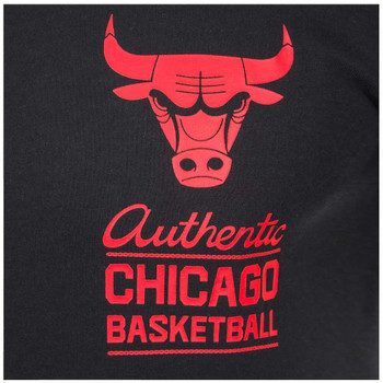 ADIDAS chicago bulls basketball washed t-shirt [black]