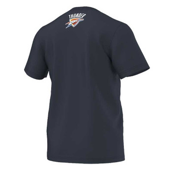 ADIDAS Oklahoma City Thunder Kid Clutch t-shirt