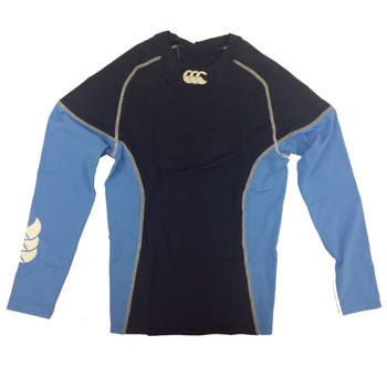 CCC armourfit hot weather long sleeve baselayer shirt [navy/sky]