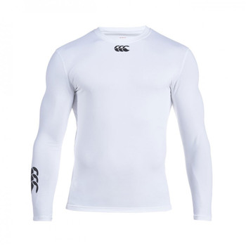 CCC armourfit hot long sleeve [white]