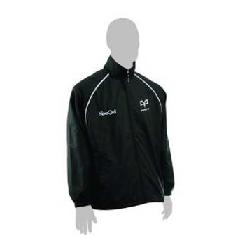 KOOGA ospreys rugby lightweight track jacket junior [black]
