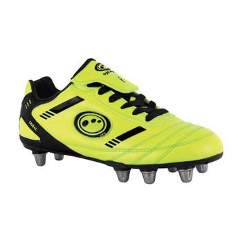 OPTIMUM Tribal Rugby Boots Junior [yellow/black]