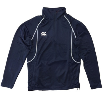CCC Classic 1/4 Zip Mid-Layer Training Top  [navy]