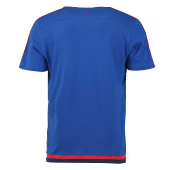 ADIDAS Manchester United Classic Design T-Shirt [blue]