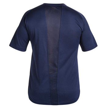 CCC England Rugby Poly Training Tee [navy/red]