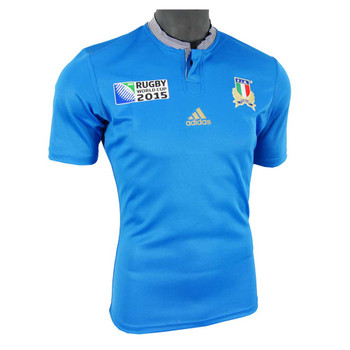 ADIDAS italy RWC 2015 home rugby shirt