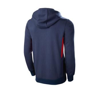 ADIDAS British & Irish Lions Full Zip Rugby Hooded Sweatshirt [navy]